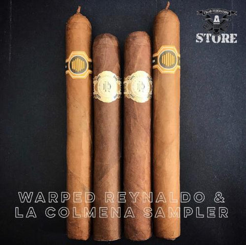 Warped Don Reynaldo and La Colmena Sampler