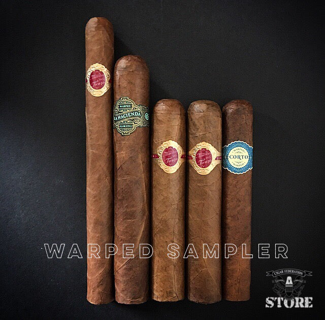 Warped Sampler