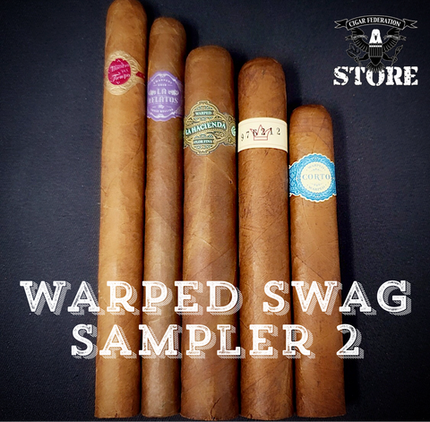 Warped Swag Sampler 2