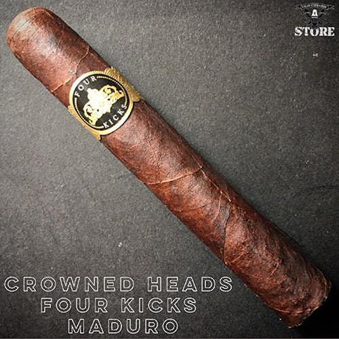 Crowned Heads Four Kicks Maduro