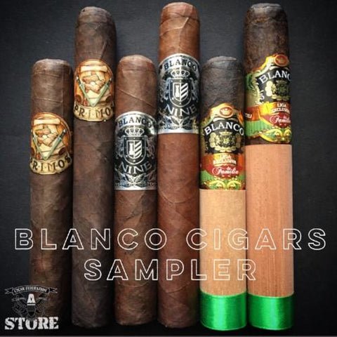 Blanco Cigars Sampler
