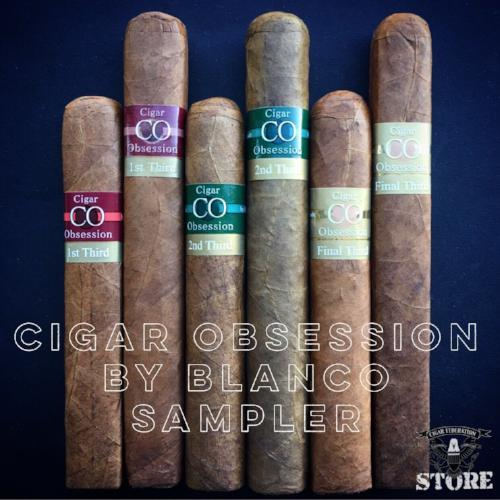 Cigar Obsession by Blanco Sampler