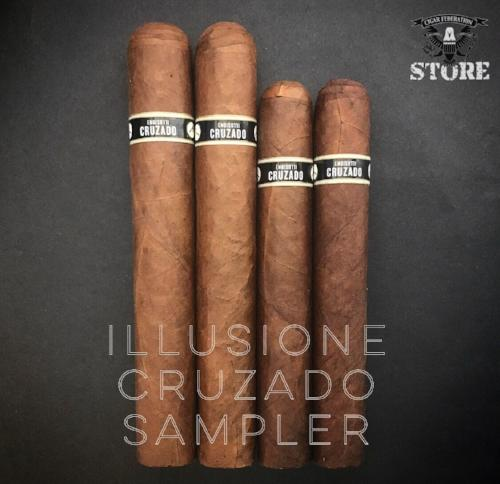 Illusione Cruzado Sampler