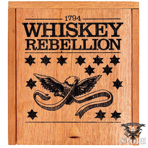 RoMa Craft Intemperance Whiskey Rebellion 1794