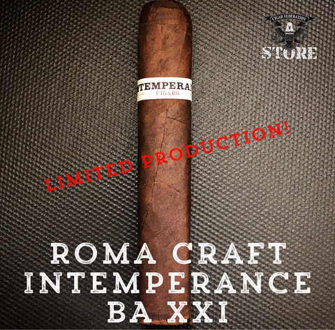 RoMa Craft Intemperance BA XXI - Limited Production