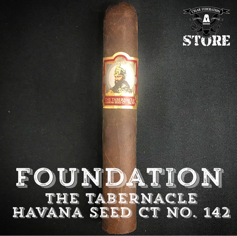 Foundation The Tabernacle Havana Seed CT No. 142