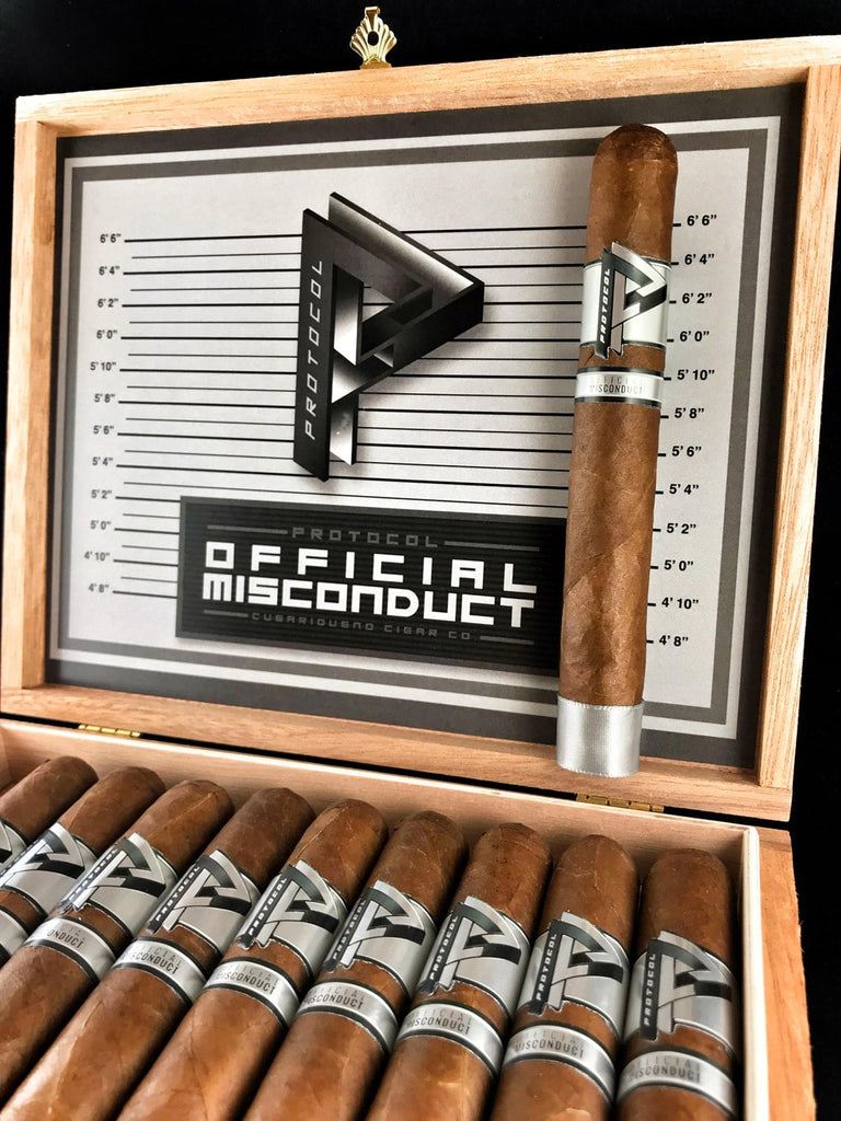 Official Misconduct by Protocol Cubariqueno Cigar Co