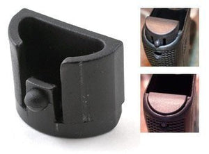 Fixxxer Personalized Aluminum Grip Frame Plug for Glock 17 19 20 22 23 24 31 32 34 35 37 38 GEN 1-3