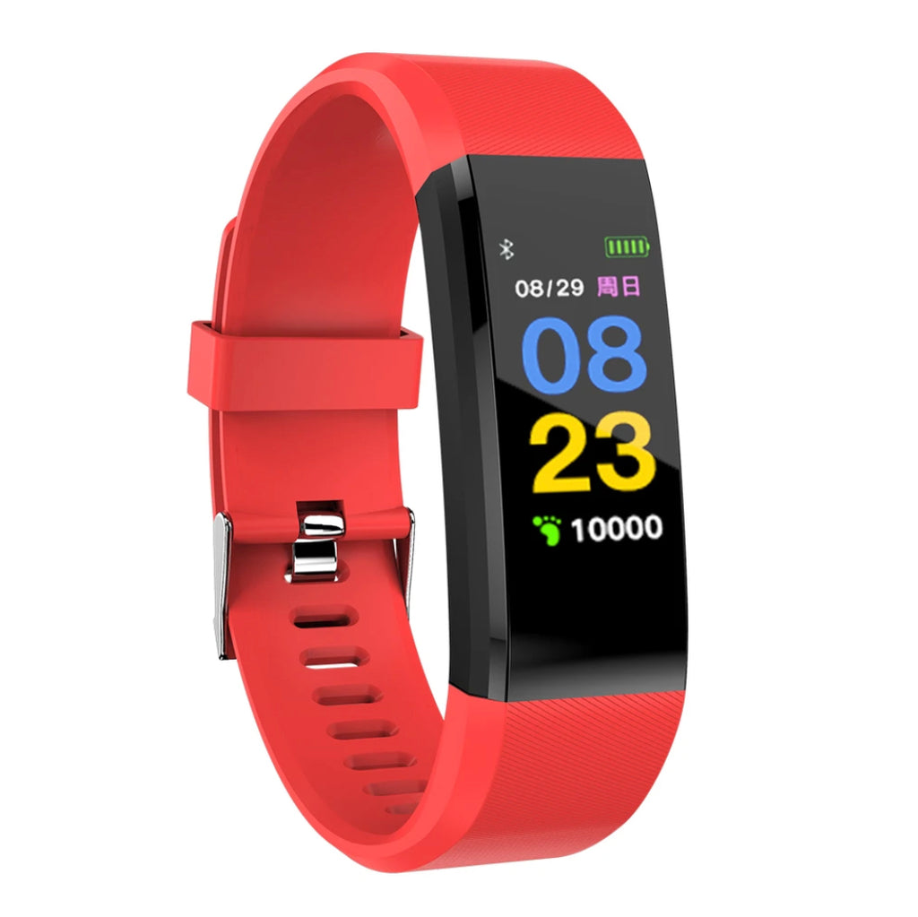 ZAPET New Smart Watch With Heart Rate Monitor & Blood Pressure Monitor