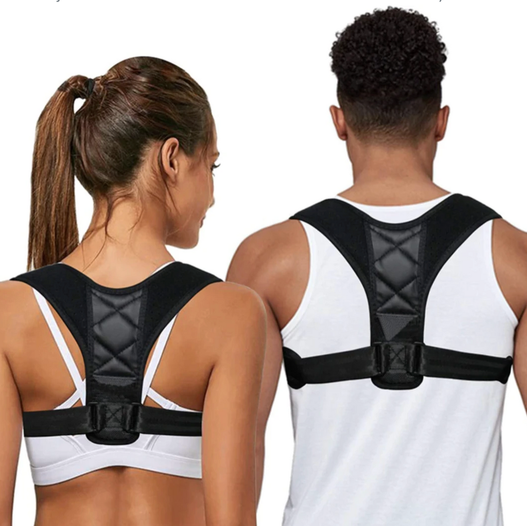 Body Revolution™ Posture Corrector Therapy Back Brace For Men And Woman