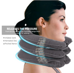 Inflatable Neck Traction Device Neck Cervical Collar