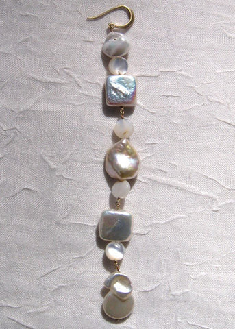 ArcticMoon Mosaic Icicle (mother of pearl/pearl)
