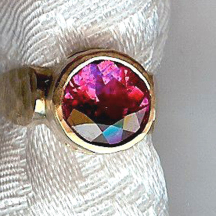 Red Spinel Hammering(6+ctw)(14k)