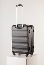 Load image into Gallery viewer, Large Hard Shell Suitcase - Black