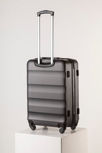 Large Hard Shell Suitcase - Black