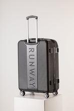 Load image into Gallery viewer, Extra Large Lightweight Suitcase - Black
