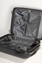 Load image into Gallery viewer, Fully Lined Fashion Travel Case - Black
