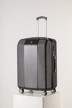 Load image into Gallery viewer, Large Lightweight Suitcase - Classic Black Luggage