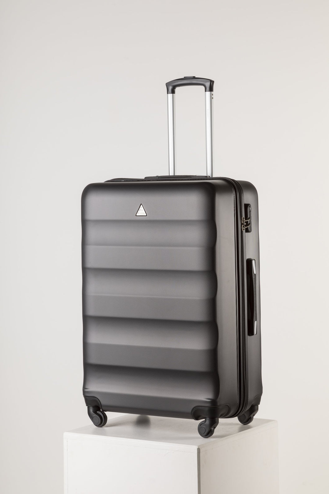 Extra Large Family Sized Luggage Classic Black