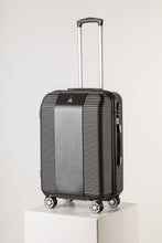 Load image into Gallery viewer, Large Lightweight Suitcase With Scratch Resistant Surface - Black