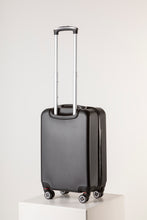 Load image into Gallery viewer, Black Hard Shell Hand Luggage Suitcase