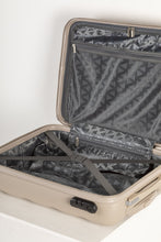 Load image into Gallery viewer, Lightweight Hard Shell Carry on Suitcase - Champagne
