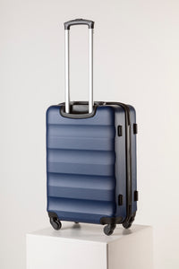 Large Hard Shell suitcase - Navy