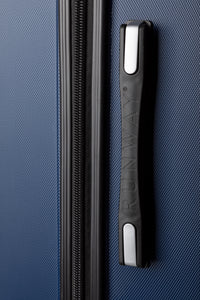 Extra Large Hard shell Case With Soft Grip Handles - Navy