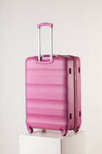 Load image into Gallery viewer, Extra Large Pink Suitcase