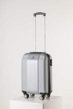 Load image into Gallery viewer, Lightweight Carry On Suitcase - Florence Silver