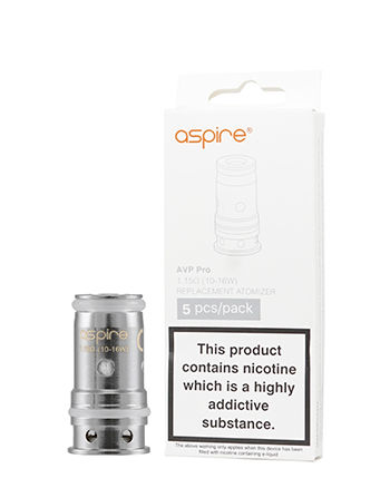 Aspire AVP Pro Coils - Vapox UK LTD (4460229460040)