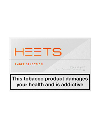 iQOS Heets Amber - Vapox UK LTD (4534659711048)