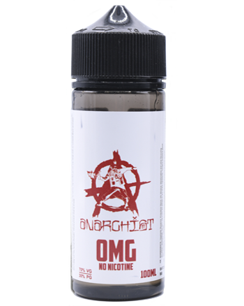 White eLiquid by Anarchist 100ml - Vapox UK LTD (5374268244129)