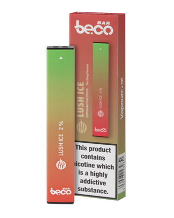 Lush Ice Beco Bar Disposable Pod Device - Vapox UK LTD (5484326781089)