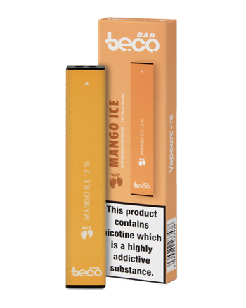 Mango Ice Beco Bar Disposable Pod Device - Vapox UK LTD (5435394883745)