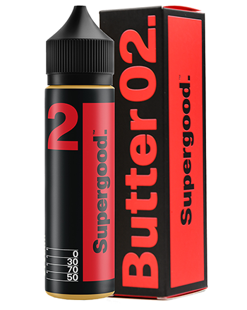 Butter 02 eLiquid by Supergood 50ml - Vapox UK LTD (4497359700040)