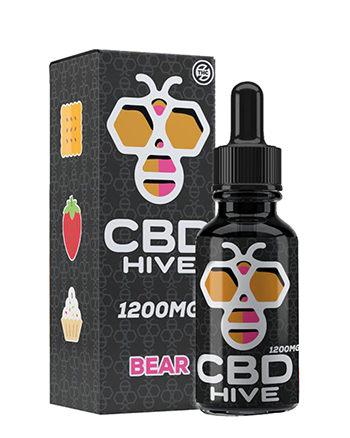 Bear CBD eLiquid by CBD Hive - Vapox UK LTD
