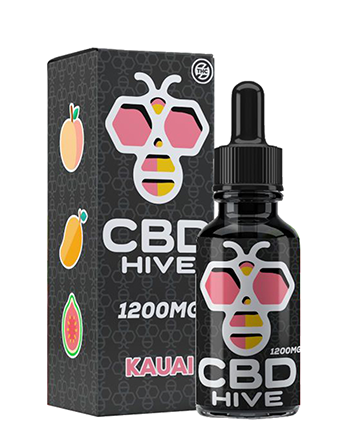 Kauai CBD eLiquid by CBD Hive - Vapox UK LTD (5267559186593)