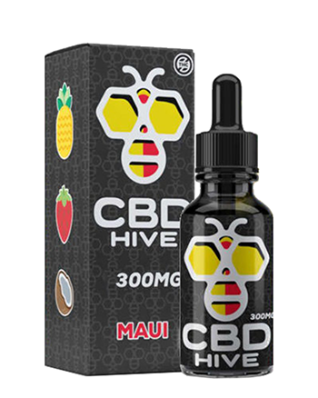 Maui CBD eLiquid by CBD Hive - Vapox UK LTD (5267578454177)
