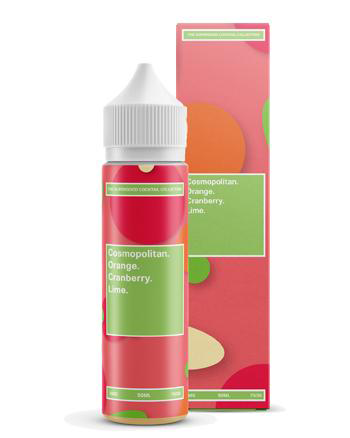 Cosmopolitan Shortfill eLiquid by Supergood 50ml (6552942051489)