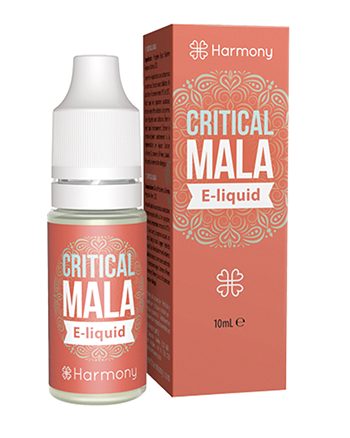Critical Mala CBD eLiquid by Harmony Originals - Vapox UK LTD