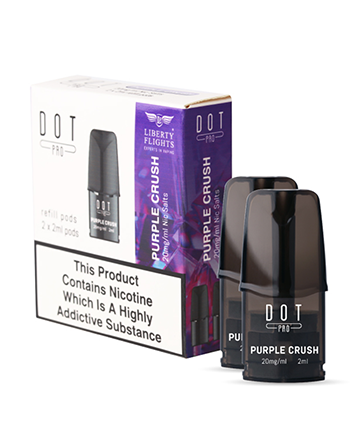 Dot Pro Pods Purple Crush - Vapox UK LTD (4504239538248)