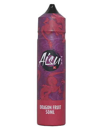 Dragon Fruit eLiquid by Aisu (Zap!) 50ml - Vapox UK LTD (4453030199368)