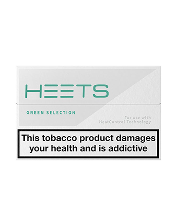 iQOS Heets Green - Vapox UK LTD (5245929062561)