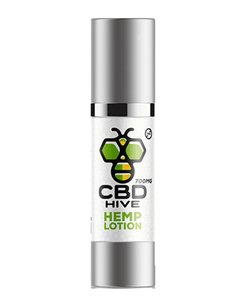 Hemp Lotion by CBD Hive - Vapox UK LTD (5267512688801)