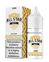 Honey Creme Tobacco  Nic Salt eLiquid by All Star - Honey Creme Tobacco eLiquid by All Star is a rich blend featuring honey-roasted tobacco mixed with creamy notes. - Vapox UK LTD (5552993894561)