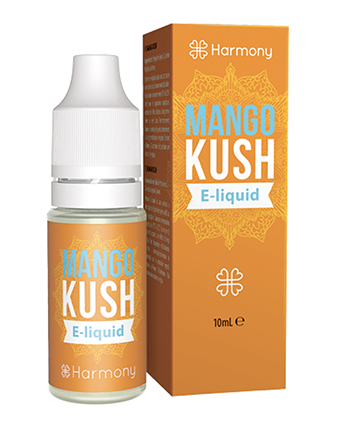 Mango Kush CBD eLiquid by Harmony Originals - Vapox UK LTD