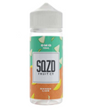 Mango Lime eLiquid by SQZD 100ml - Vapox UK LTD (5373807231137)