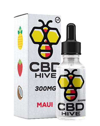Maui CBD Tincture by CBD Hive - Vapox UK LTD