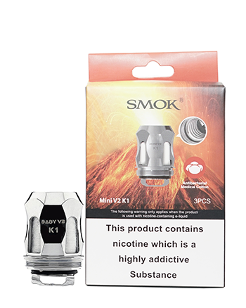 Smok Mini V2 K1 Coils - Vapox UK LTD (4435266306120)